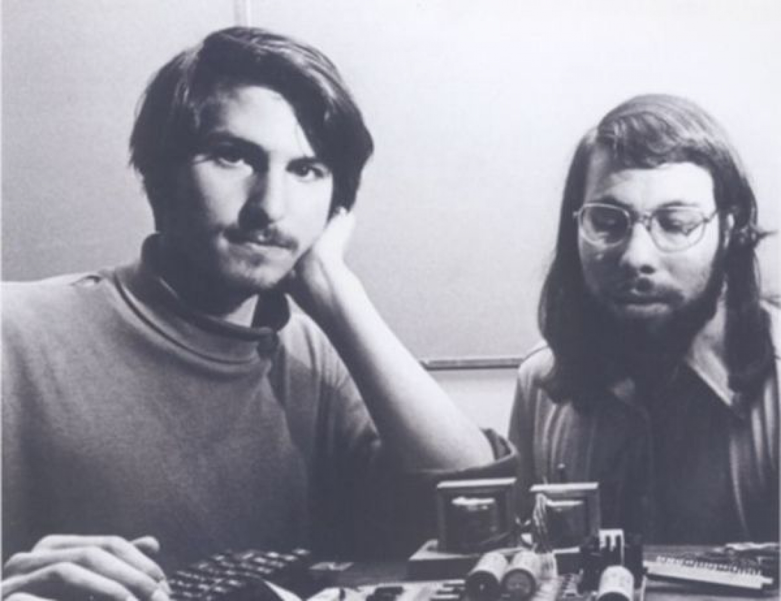 steve jobs wozniak apple